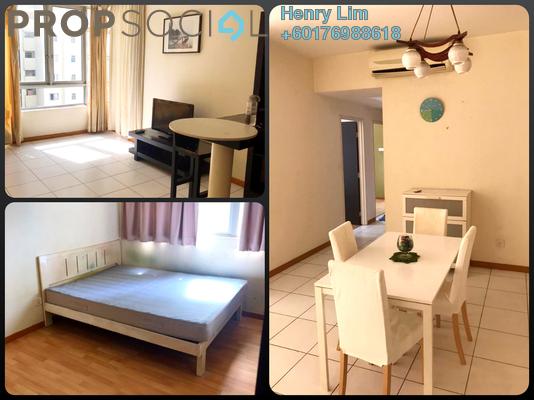 Condominium For Rent in The Tamarind, Sentul Freehold Semi Furnished 3R/2B 1.65k