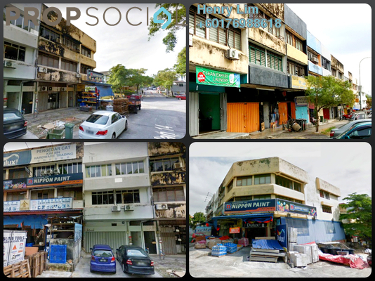 Office For Rent in Taman Orkid Desa, Cheras Freehold Unfurnished 0R/0B 1.1k