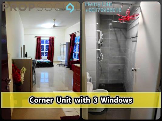 SoHo/Studio For Sale in Maytower, Dang Wangi Freehold Fully Furnished 0R/1B 308k