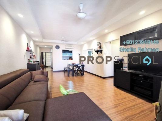 Condominium For Sale in Puncak Nusa Kelana, Ara Damansara Leasehold Semi Furnished 3R/3B 585k