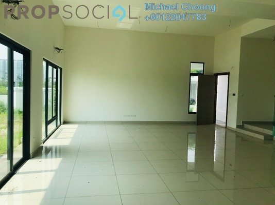 Semi-Detached For Sale in Corallia @ D'Island, Puchong Leasehold Unfurnished 5R/6B 2m