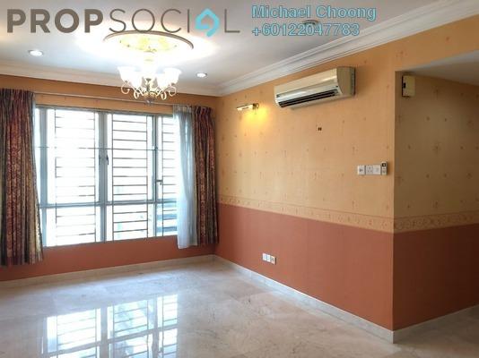 Condominium For Sale in e-Tiara, Subang Jaya Freehold Semi Furnished 3R/2B 608k