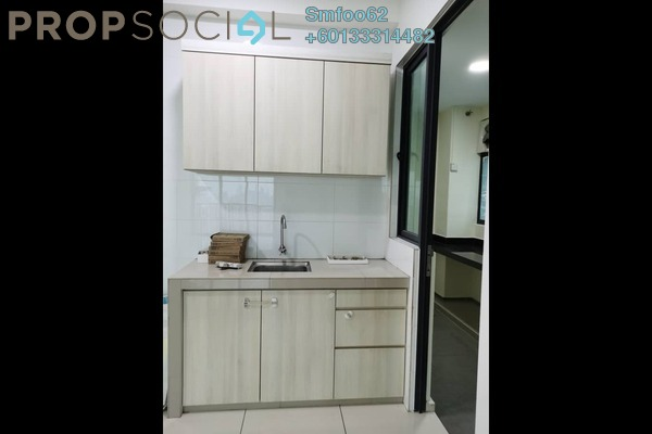 Condominium For Rent in KL Traders Square, Kuala Lumpur Freehold Semi Furnished 4R/2B 1.65k