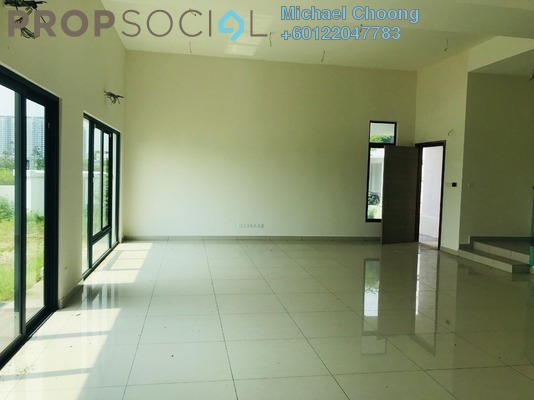 Semi-Detached For Sale in Corallia @ D'Island, Puchong Leasehold Unfurnished 5R/6B 2.28m
