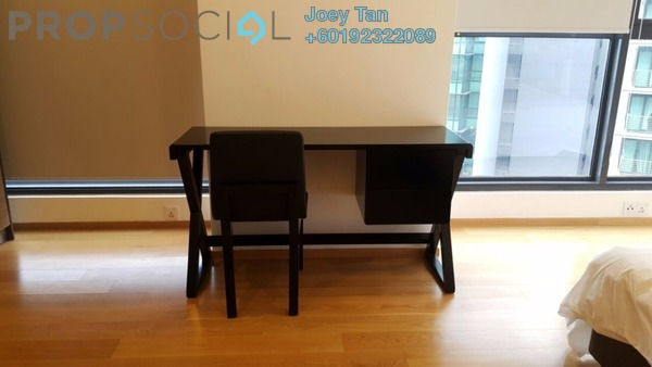 Condominium For Rent in Mirage Residence, KLCC Freehold Fully Furnished 3R/4B 6.8k