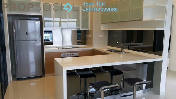 Condominium For Rent in Mirage Residence, KLCC Freehold Fully Furnished 3R/3B 6.3k