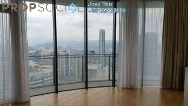 Condominium For Rent in K Residence, KLCC Freehold Semi Furnished 3R/4B 11k