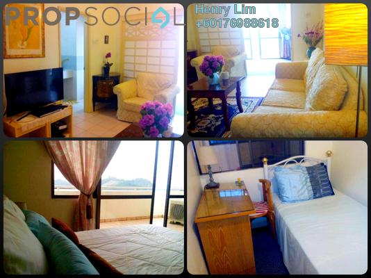 Condominium For Rent in Tivoli Villas, Bangsar Freehold Fully Furnished 2R/1B 1.65k