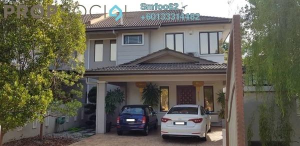 Semi-Detached For Sale in Section 3, Bandar Mahkota Cheras Freehold Semi Furnished 4R/3B 1.25m