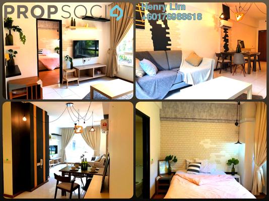 Serviced Residence For Rent in 38 Bidara, Bukit Ceylon Freehold Fully Furnished 2R/2B 2.1k
