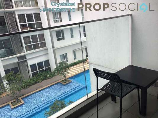 Condominium For Rent in M Suites, Ampang Hilir Freehold Fully Furnished 1R/1B 1.6k