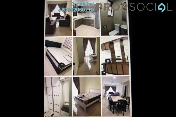 Condominium For Rent in Lido Residency, Bandar Sri Permaisuri Freehold Fully Furnished 2R/2B 2.4k