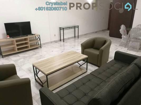 Condominium For Rent in Gaya Bangsar, Bangsar Freehold Fully Furnished 1R/1B 2.7k