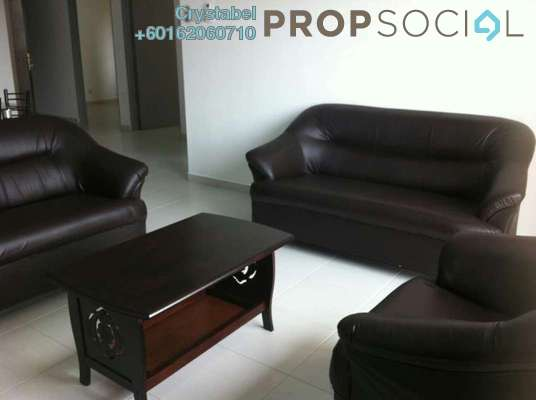 Condominium For Rent in Suria Jelatek Residence, Ampang Hilir Freehold Fully Furnished 3R/2B 2.2k