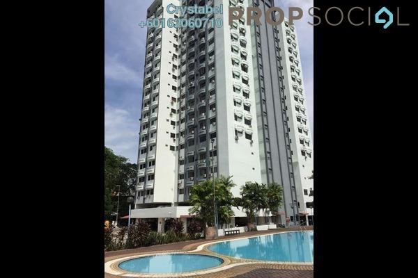 Condominium For Rent in Menara Seputih, Seputeh Freehold Fully Furnished 1R/1B 1.3k
