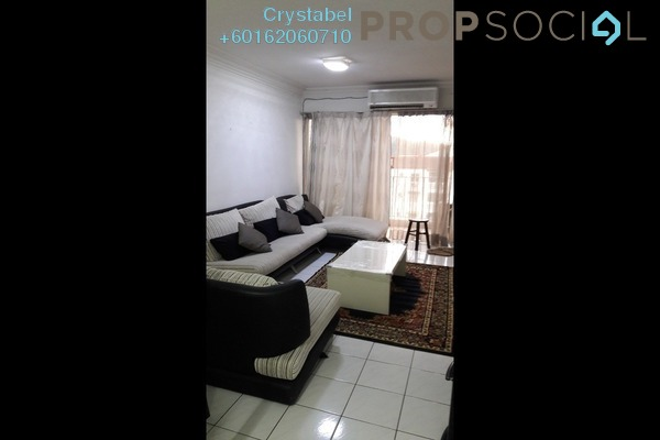 Condominium For Rent in Pantai Hillpark 5, Pantai Freehold Fully Furnished 3R/2B 1.75k