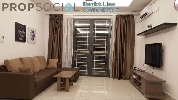 Condominium For Rent in You Vista @ You City, Batu 9 Cheras Freehold Fully Furnished 3R/2B 2.2k