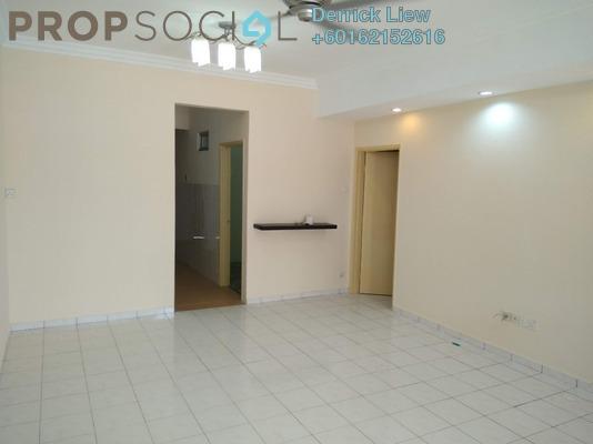 Terrace For Rent in Mahkota Walk, Bandar Mahkota Cheras Freehold Unfurnished 4R/3B 1.2k
