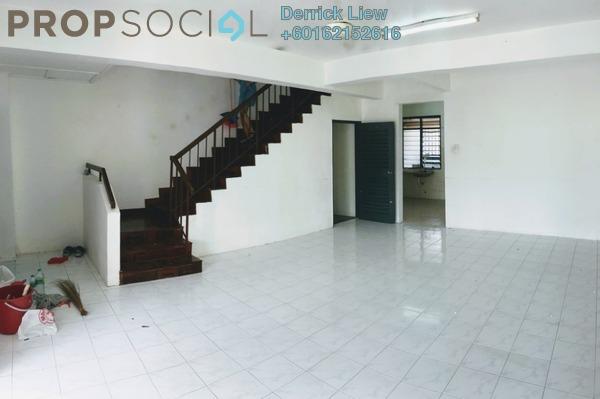 Terrace For Rent in Mahkota Walk, Bandar Mahkota Cheras Freehold Unfurnished 4R/3B 1.1k