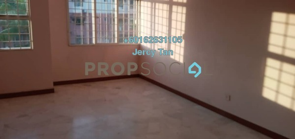 Apartment For Rent in Sentosa Court, Old Klang Road Freehold Unfurnished 3R/2B 1.3k