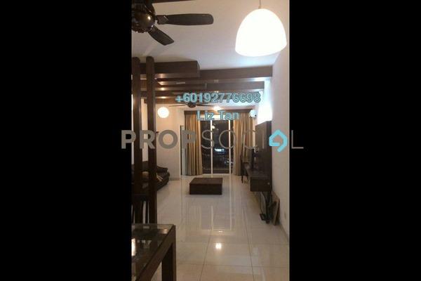 Condominium For Rent in Zenith Residences, Kelana Jaya Freehold Fully Furnished 3R/2B 2.4k