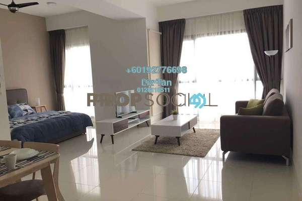 Serviced Residence For Rent in Tropicana Gardens, Kota Damansara Freehold Fully Furnished 1R/1B 2.3k
