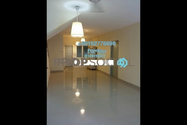 Townhouse For Rent in Chestwood Terrace, Bandar Utama Freehold Semi Furnished 3R/2B 1.9k