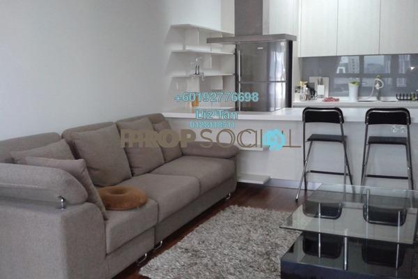 Condominium For Rent in 6 Ceylon, Bukit Ceylon Freehold Fully Furnished 1R/1B 3.4k