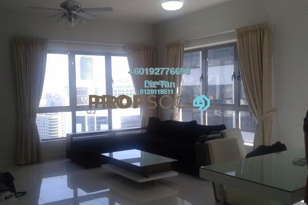 Condominium For Rent in 6 Ceylon, Bukit Ceylon Freehold Fully Furnished 3R/2B 4.5k