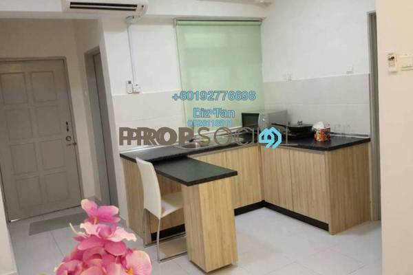 Serviced Residence For Rent in Main Place Residence, UEP Subang Jaya Freehold Fully Furnished 1R/1B 1.4k