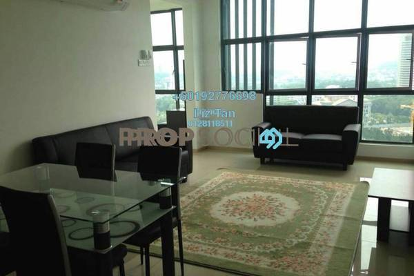 Serviced Residence For Rent in Vista Alam, Shah Alam Freehold Fully Furnished 1R/1B 1.3k