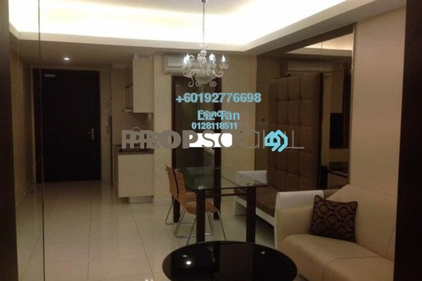 Serviced Residence For Sale in Plaza Damas 3, Sri Hartamas Freehold Fully Furnished 1R/1B 540k