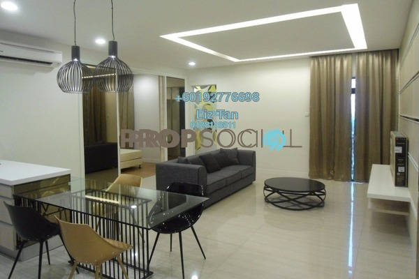 Serviced Residence For Sale in Eve Suite, Ara Damansara Freehold Fully Furnished 2R/2B 780k
