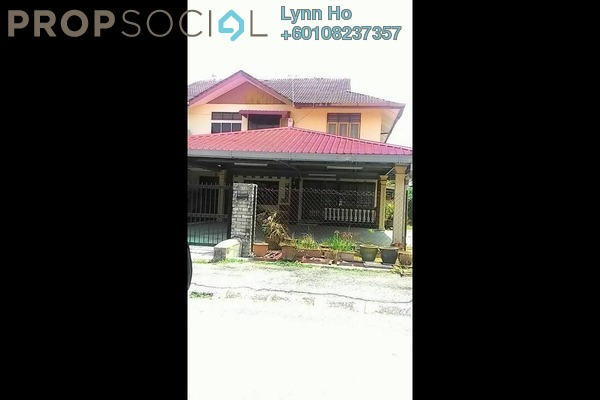 Semi-Detached For Sale in Taman Rapat Setia, Ipoh Leasehold Semi Furnished 4R/3B 470k