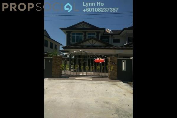 Semi-Detached For Sale in Taman Tambun Baru, Tambun Leasehold Unfurnished 4R/4B 450k