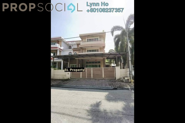 Semi-Detached For Sale in Bandar Pulai Jaya, Simpang Pulai Freehold Semi Furnished 6R/6B 760k