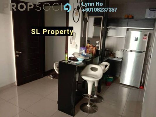 Condominium For Sale in D'Festivo Residences, Ipoh Leasehold Semi Furnished 2R/2B 480k