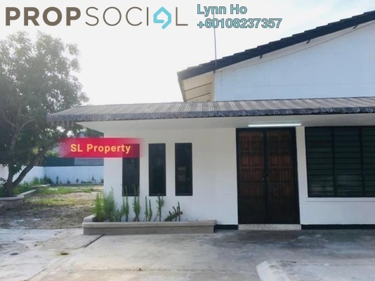 Semi-Detached For Sale in Taman Merdeka, Ipoh Freehold Unfurnished 4R/2B 460k