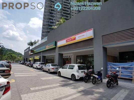 Condominium For Rent in Seasons Garden Residences, Wangsa Maju Freehold Semi Furnished 3R/2B 1.5k