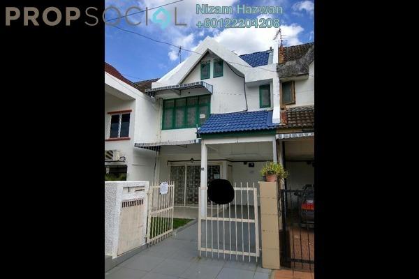 Terrace For Sale in One Jelatek, Setiawangsa Freehold Unfurnished 3R/3B 780k