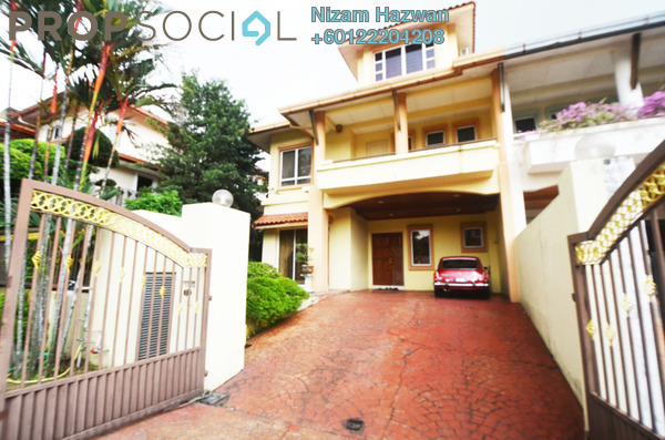 Semi-Detached For Sale in Glenmarie Courts, Glenmarie Freehold Semi Furnished 5R/4B 2.5m