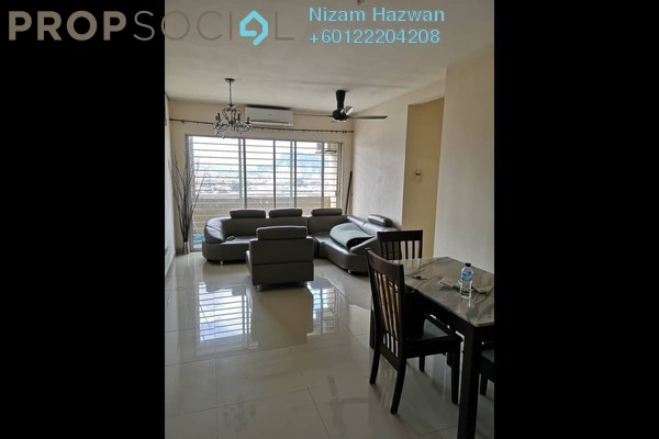 Condominium For Sale in Magna Ville, Selayang Freehold Unfurnished 3R/2B 300k