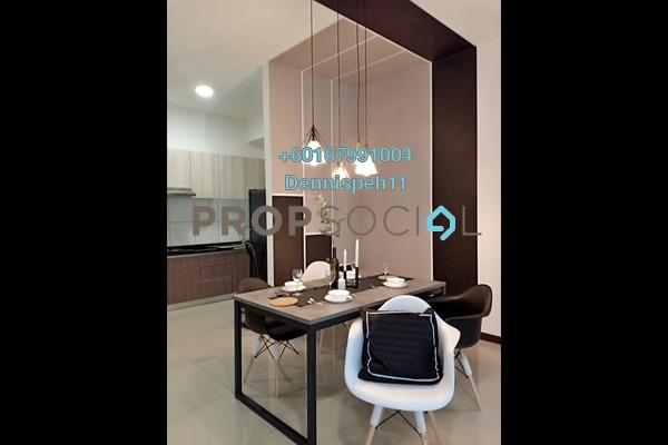 Condominium For Rent in Molek Regency, Johor Bahru Freehold Fully Furnished 2R/2B 1.45k