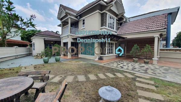 Terrace For Rent in Taman Mutiara Rini, Skudai Freehold Semi Furnished 4R/4B 830k