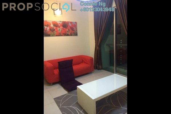 Apartment For Rent in Solaris Dutamas, Dutamas Freehold Fully Furnished 1R/1B 2.7k