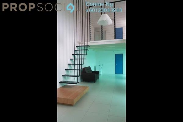 Duplex For Sale in Empire City, Damansara Perdana Freehold Fully Furnished 0R/2B 500k