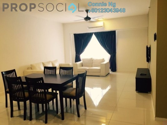 Serviced Residence For Rent in Paragon Residences @ Straits View, Johor Bahru Freehold Fully Furnished 2R/2B 2k