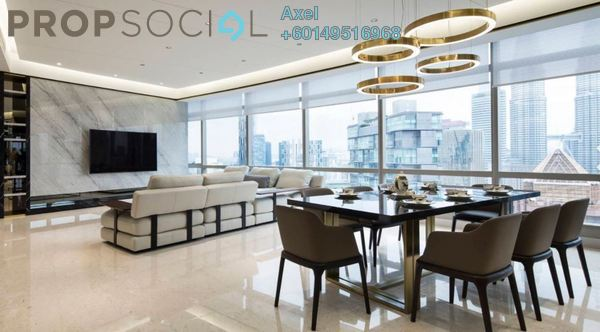 Condominium For Sale in Publika Shopping Gallery, Dutamas Freehold Semi Furnished 3R/2B 530k