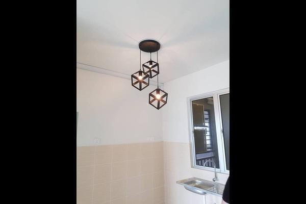 Condominium For Rent in Maxim Residences, Cheras Freehold Semi Furnished 1R/1B 1.3k
