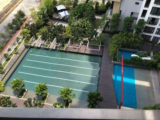 Condominium For Rent in You Vista @ You City, Batu 9 Cheras Freehold Unfurnished 1R/1B 1.1k